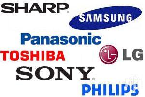 Bildschirme und LCD-TVs