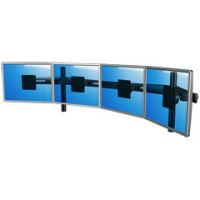 53.433 -  Supporto LCD quadruplo orizzontale