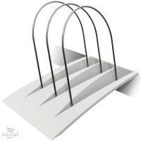 52.180 - ViewMate Style Porta raccoglitori per binario