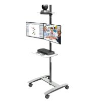52.722 - ViewMate Combo porta monitor pc Trolley Videoconferenza